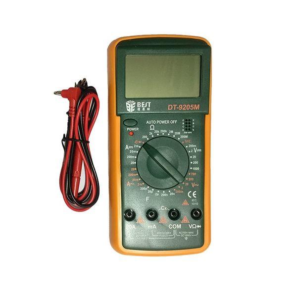 مولتی متر دیجیتال بست مدل DT-9205M