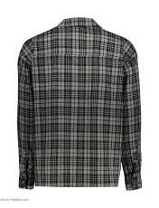 پیراهن مردانه گری مدل GW19 -  - 4