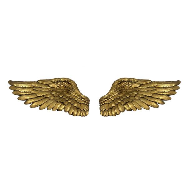 دیوارکوب جهان آرا مدل بال فرشته کد 715 مجموعه دو عددی