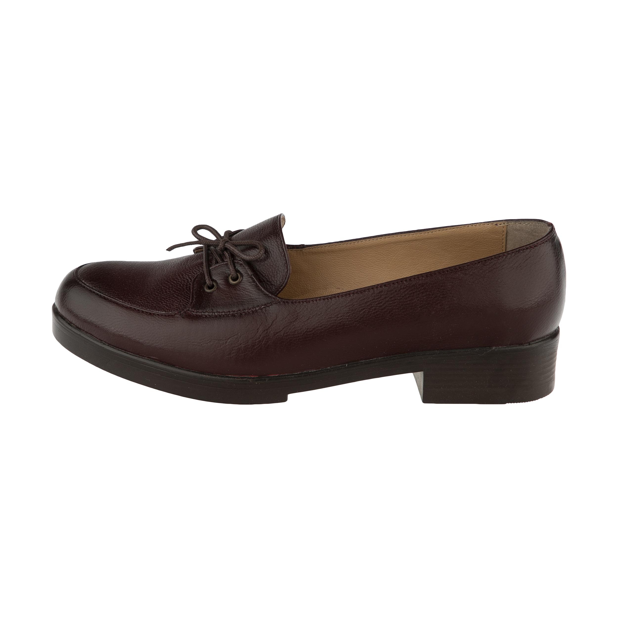 کفش روزمره زنانه ساتین مدل 5m11a500110