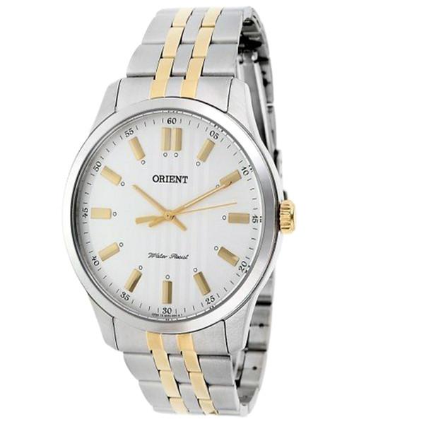 ساعت مچی عقربهای مردانه اورینت مدل SQC0U002W0