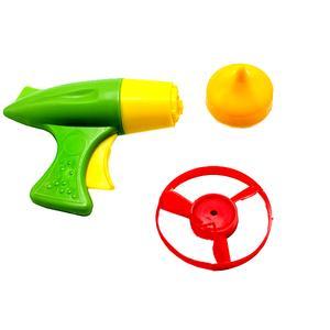 اسباب بازی فرفره مدل تفنگی کد 100
