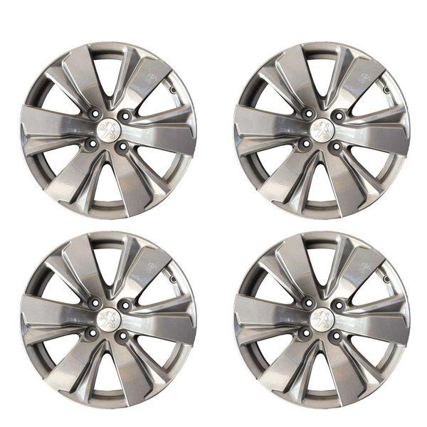 رینگ چرخ کد 450 سایز 16 اینچ بسته 4 عددی غیر اصل