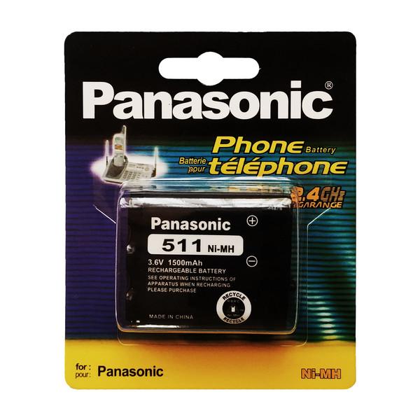 باتری تلفن بی سیم پاناسونیک مدل P-511