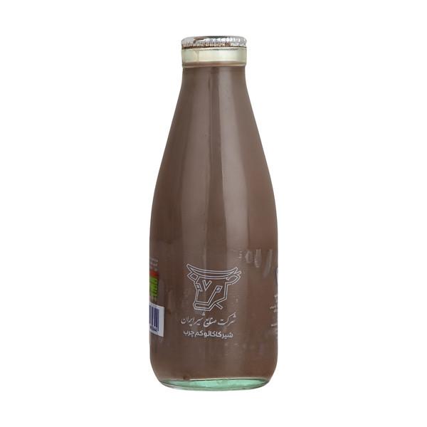 شیر کاکائو کم چرب پگاه - 500 میلی لیتر