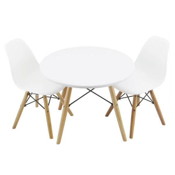 میز و صندلی کودک مدل 003 مجموعه 3 عددی