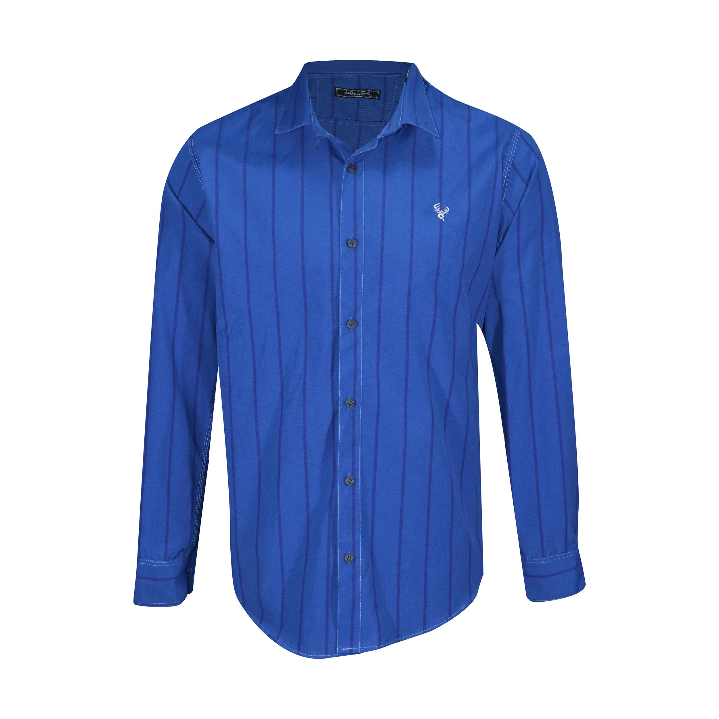 پیراهن آستین بلند مردانه آتا ترک مدل A23