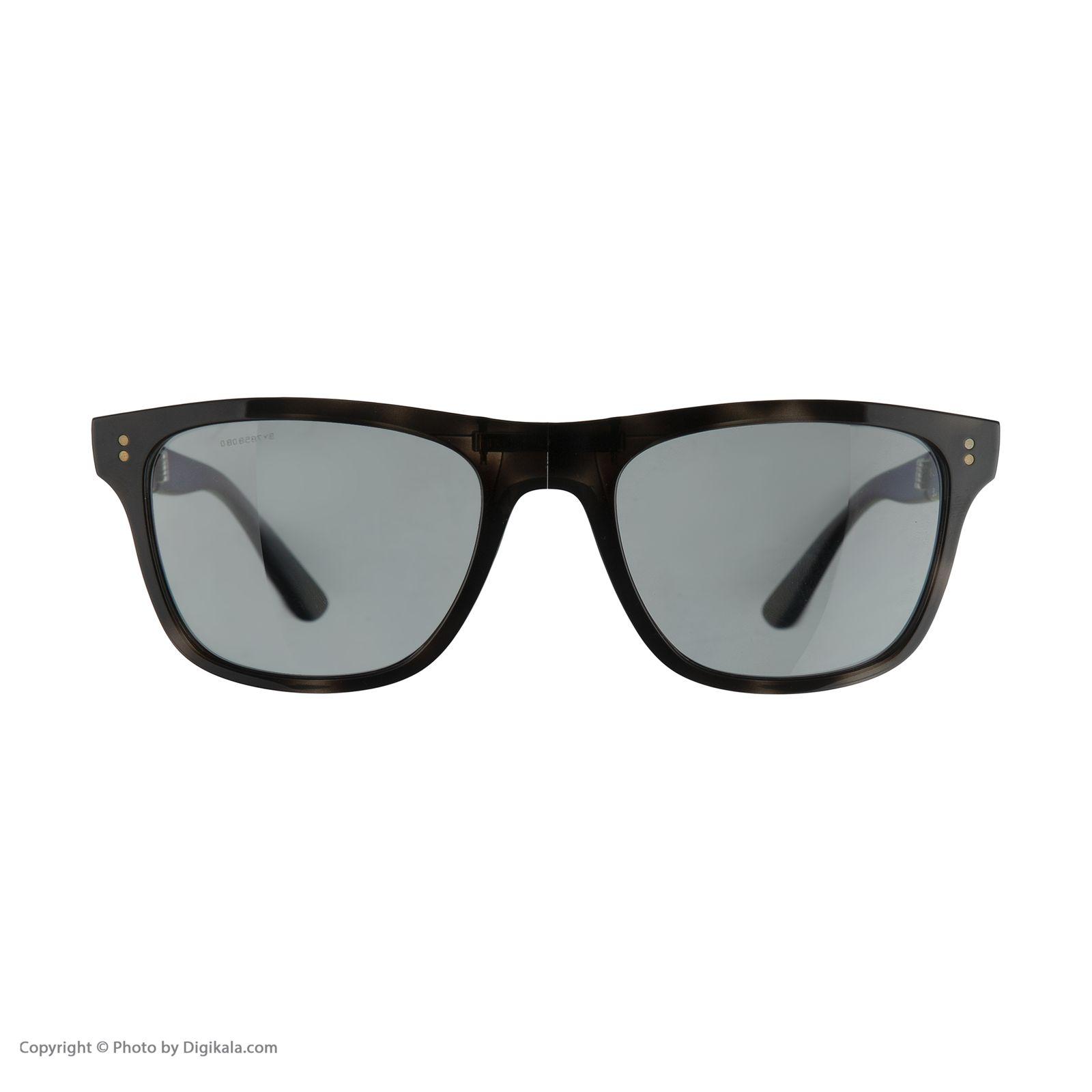 عینک آفتابی مردانه بربری مدل BE 4204S 3541T8 55 -  - 3
