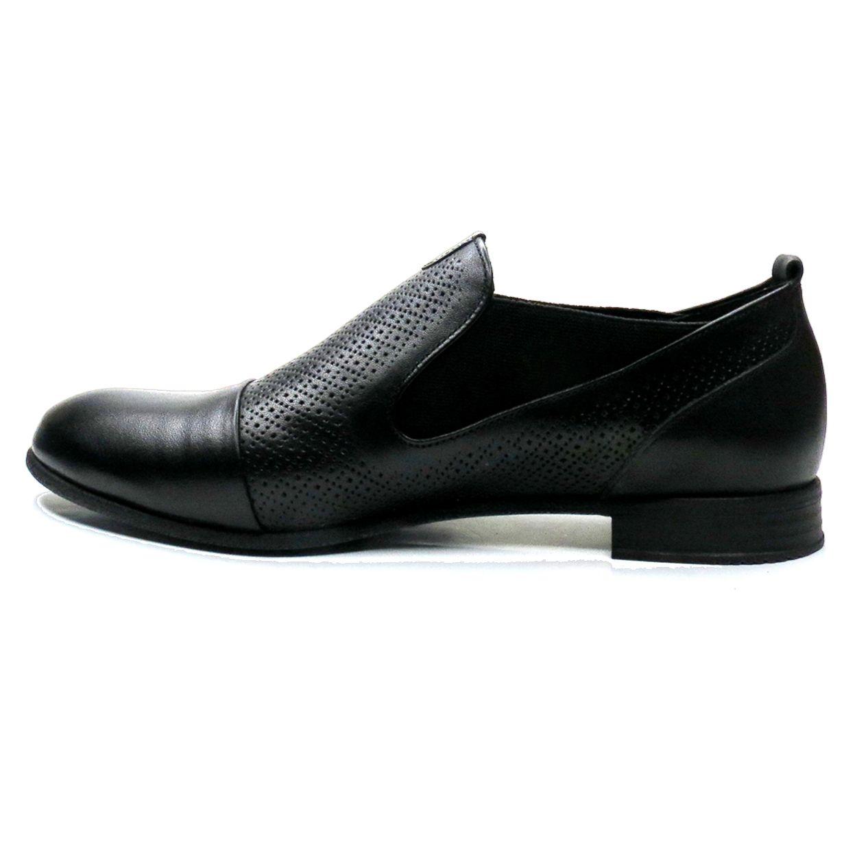 کفش زنانه آر اند دبلیو مدل 611 رنگ مشکی -  - 3