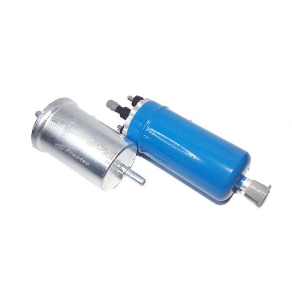 پمپ بنزین فرانتک کد 421306 مناسب برای پژو 405 به همراه صافی بنزین