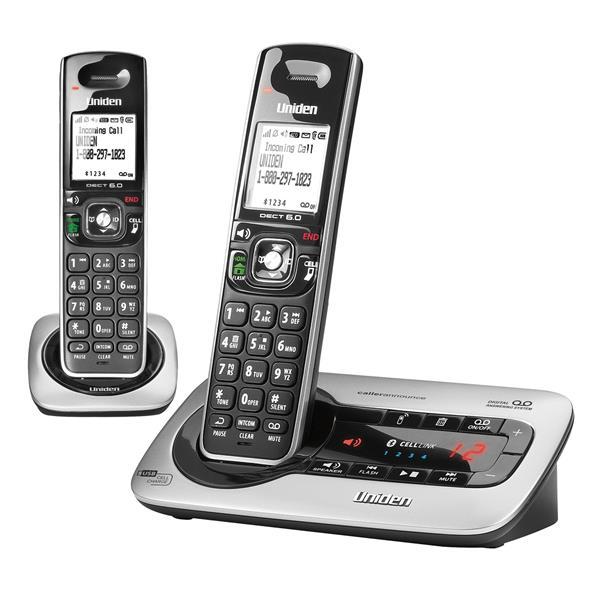 تلفن بی سیم یونیدن مدل D3580-2