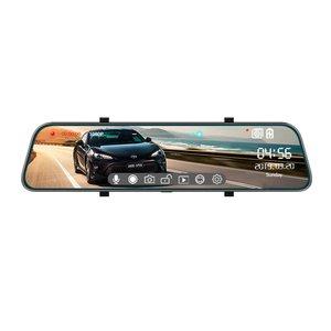 آینه مانیتوردار و دوربین دنده عقب خودرو کد ۱۲۰-DR