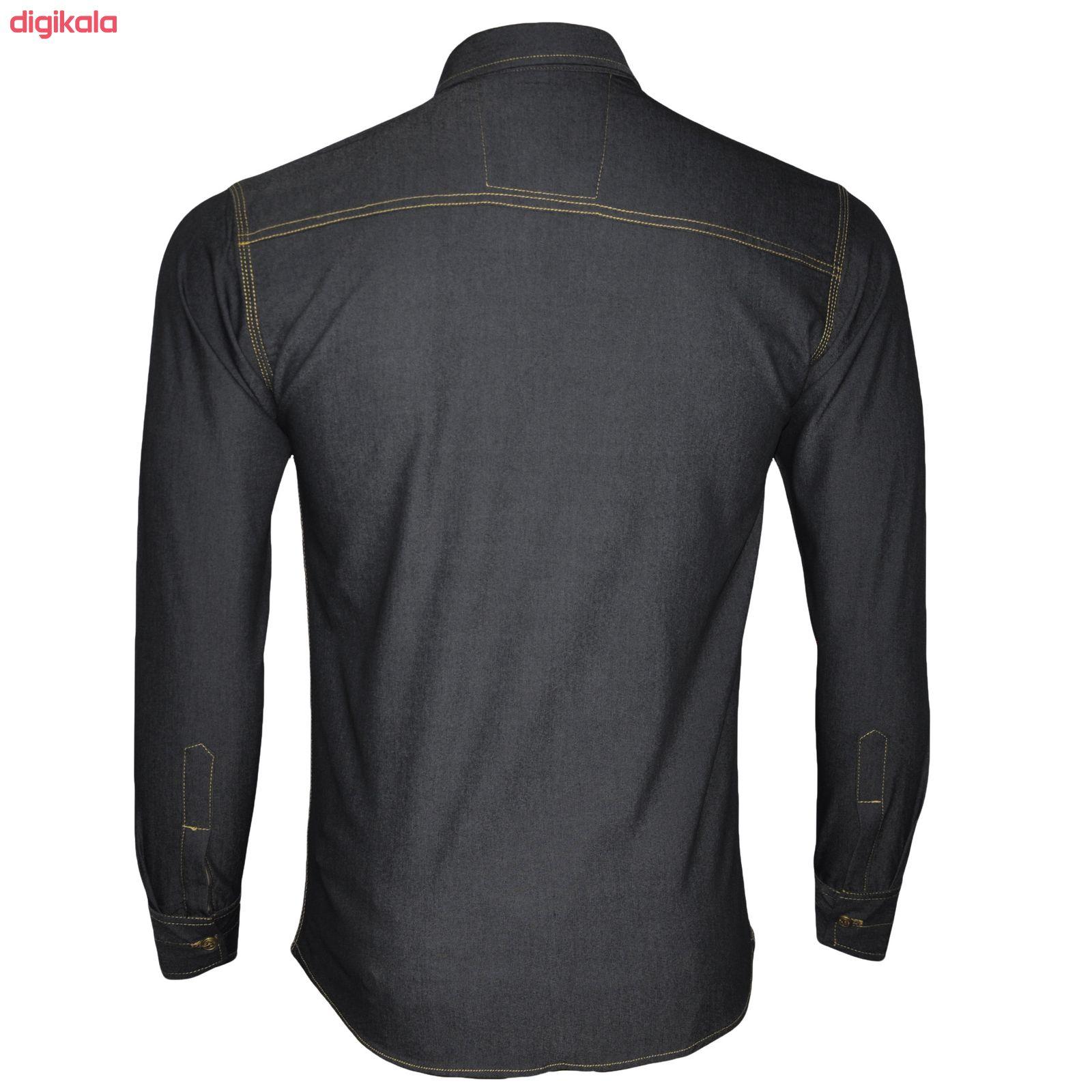 پیراهن مردانه مدل li59980 main 1 2