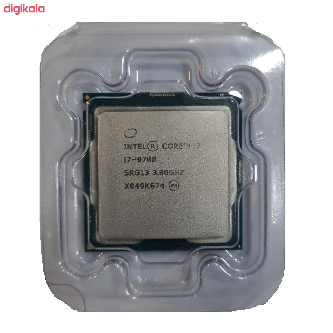 پردازنده اینتل مدل Core i7-9700