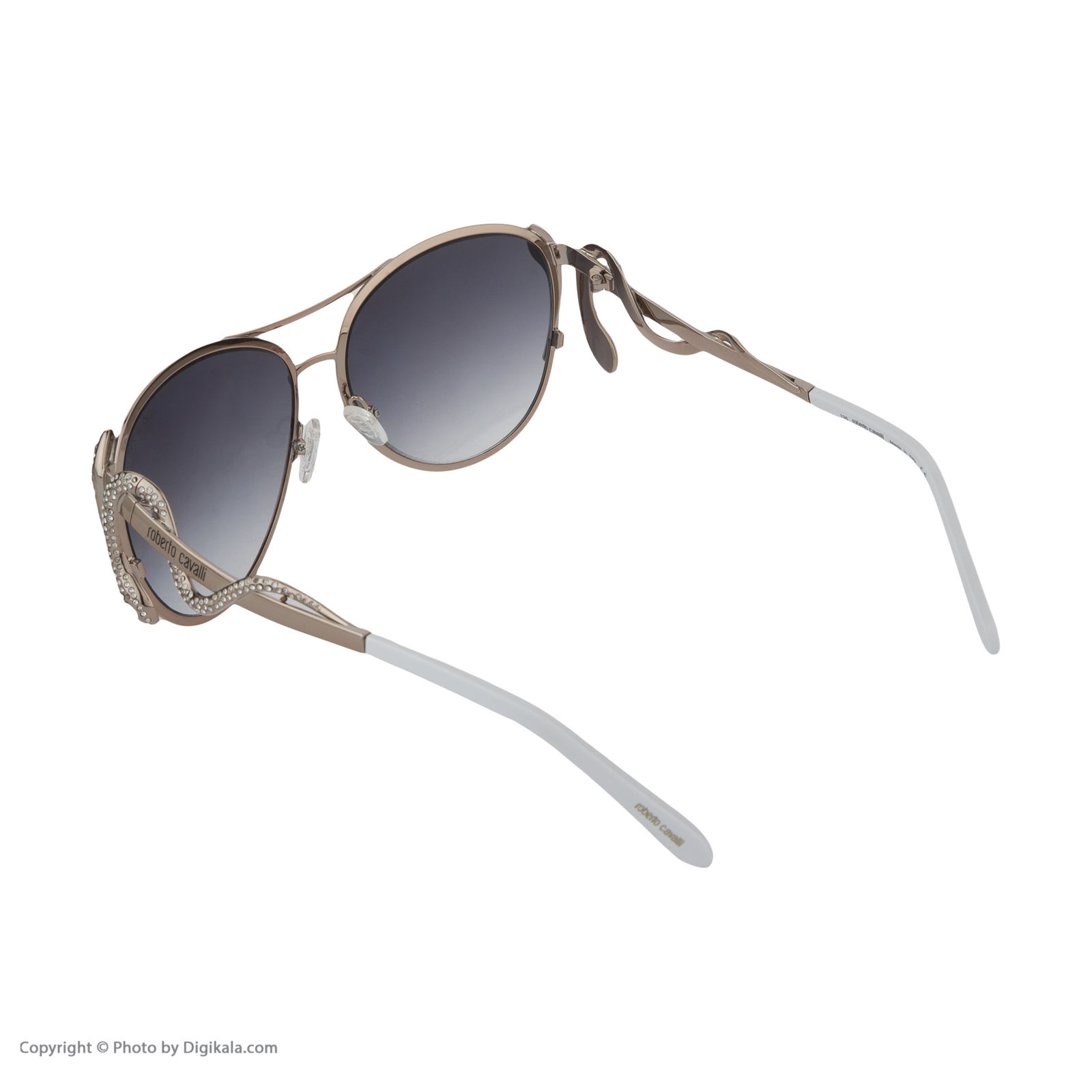 عینک آفتابی زنانه روبرتو کاوالی مدل 909 -  - 5