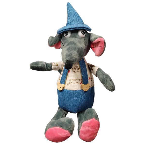 عروسک مدل موش ارتفاع 40 سانتی متر