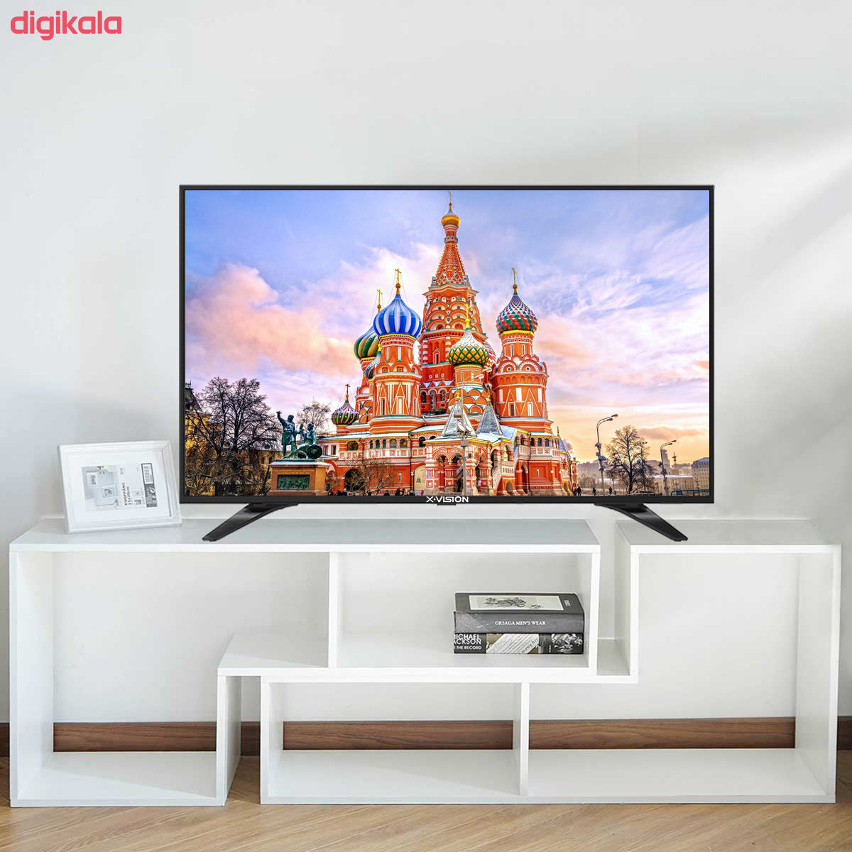 تلویزیون ال ای دی ایکس ویژن مدل 55XT540 سایز 55 اینچ main 1 10