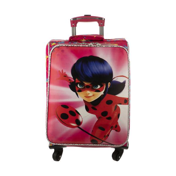 چمدان کودک مدل دختر کفش دوزکی
