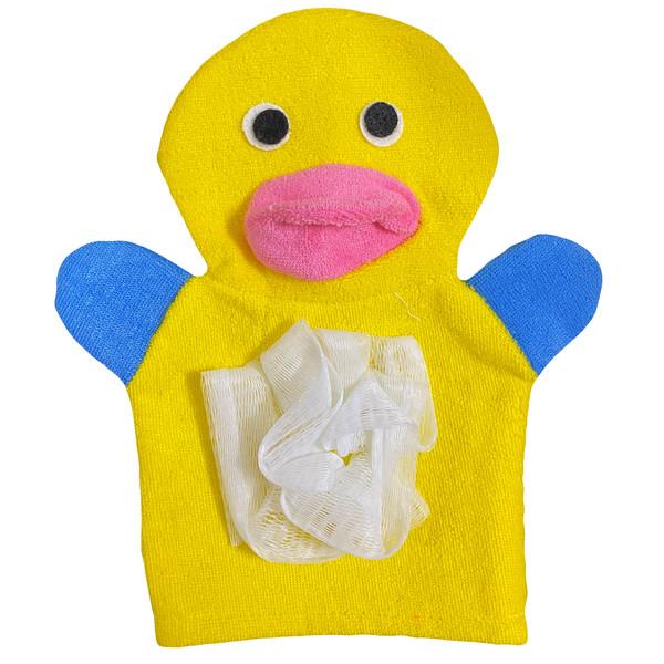 لیف حمام کودک طرح اردک مدل FO-01
