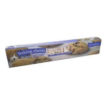 کاغذ شیرینی پزی تاپ فان کد 3525 بسته 30 عددی
