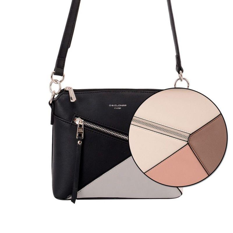 کیف رو دوشی زنانه دیوید جونز مدل 6294-1 -  - 7