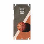 برچسب پوششی ماهوت مدل Basketball-FullSkin مناسب برای گوشی موبایل شیائومی Redmi Note 9S