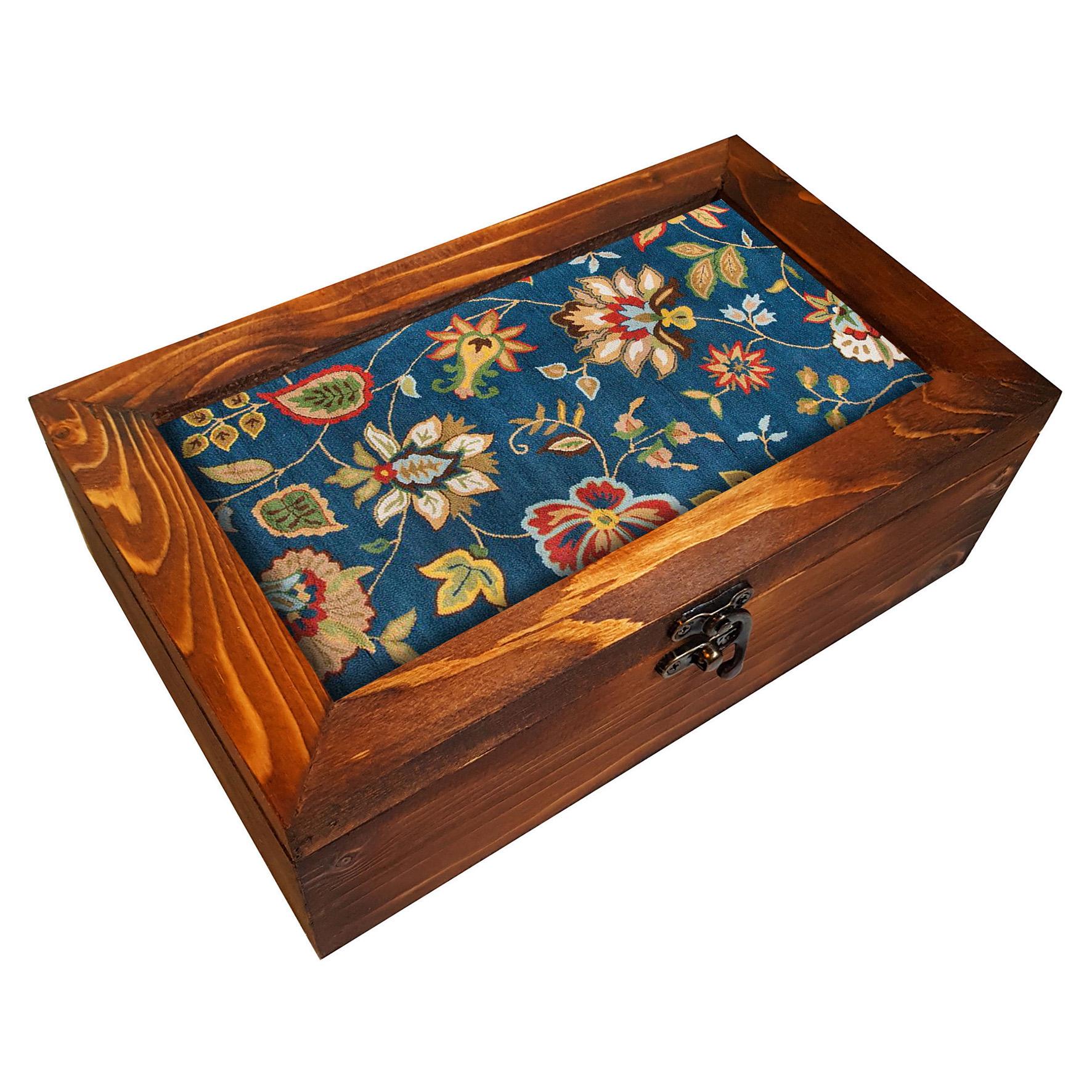 جعبه هدیه چوبی مدل       BG95