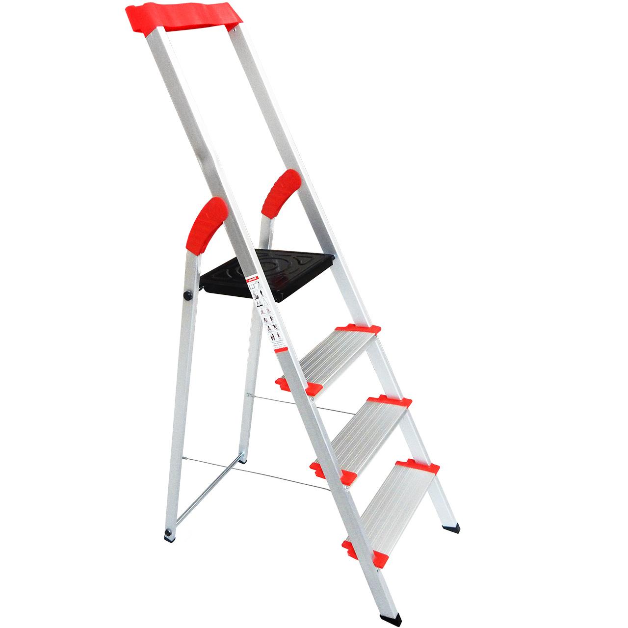 نردبان 4 پله مدل Yuksel