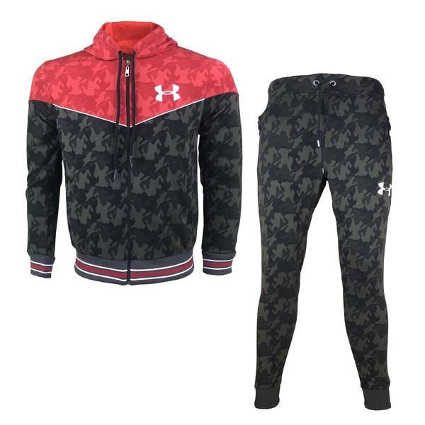 ست گرمکن و شلوار ورزشی مردانه مدل U-CR10