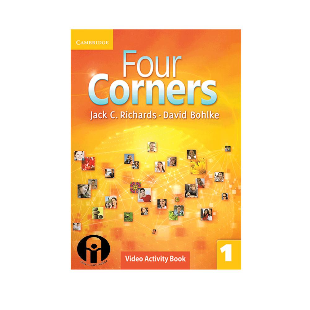 خرید                      کتاب Four Corners 1 اثر Jack C. Richards And David Bohlke انتشارات الوندپویان