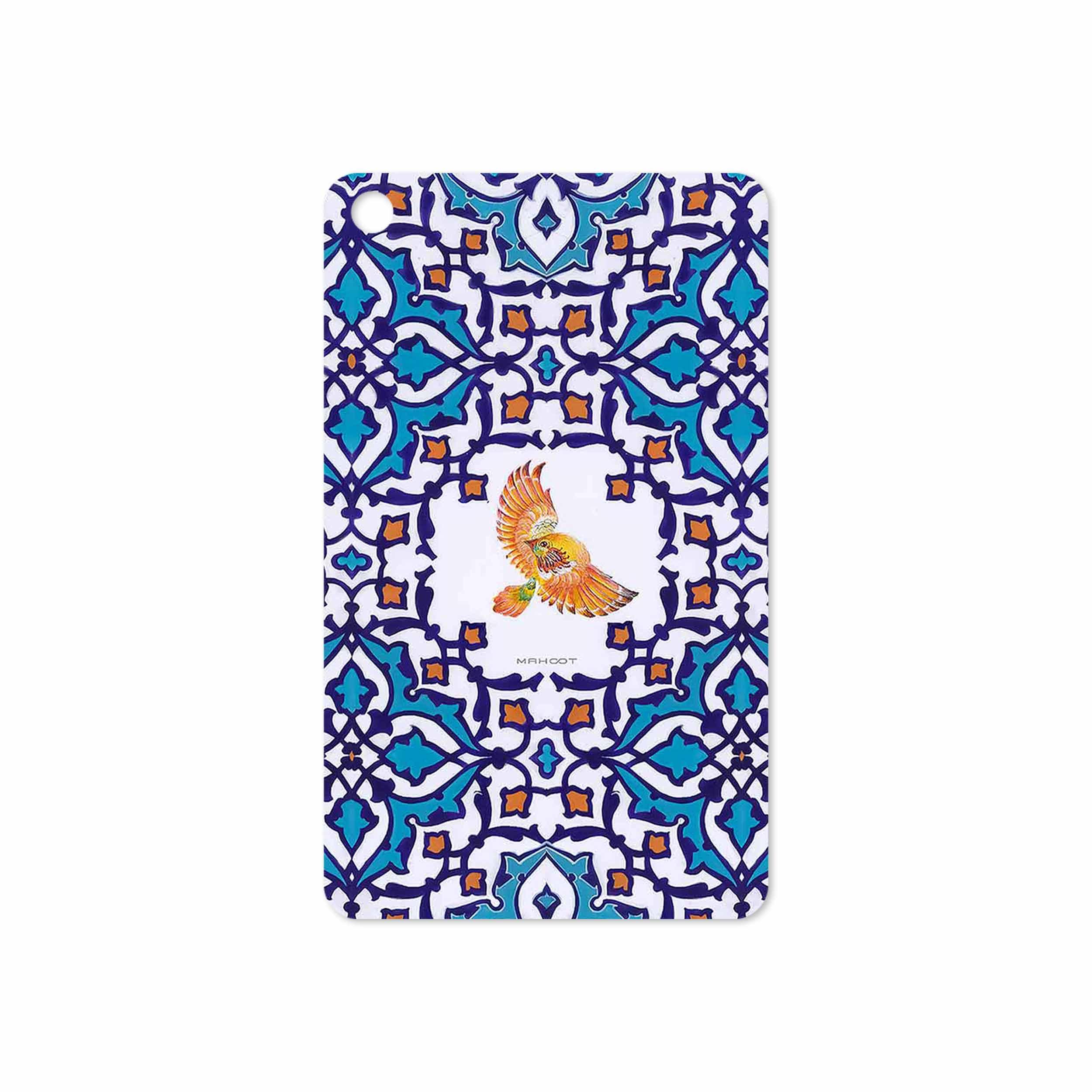 بررسی و خرید [با تخفیف]                                     برچسب پوششی ماهوت مدل Homa Tile مناسب برای تبلت شیائومی Mi Pad 4 2018                             اورجینال