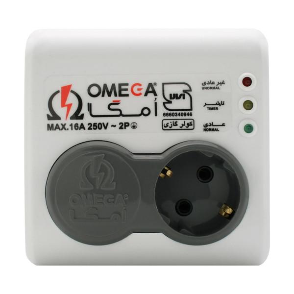 محافظ ولتاژ برق امگا مدل P1000
