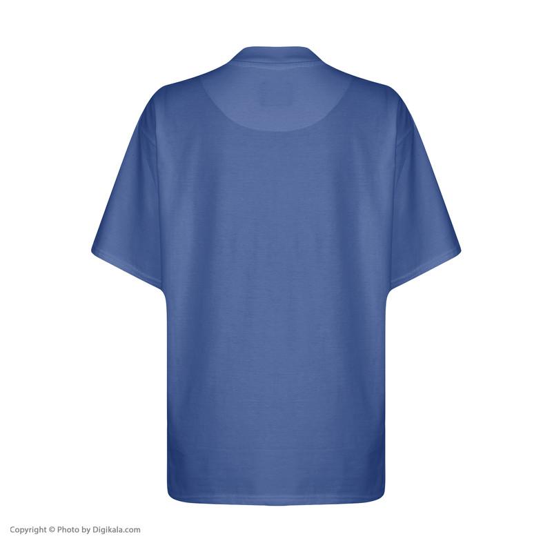 تی شرت آستین کوتاه زنانه گری مدل H48