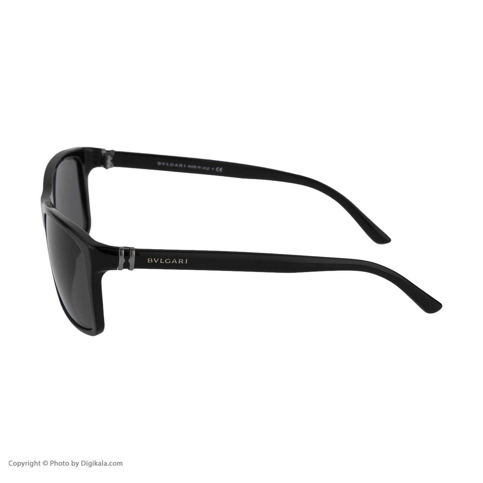 عینک آفتابی زنانه بولگاری مدل BV7015S 50187 -  - 4