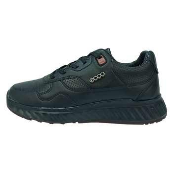 کفش روزمره مردانهکد 133 رنگ مشکی