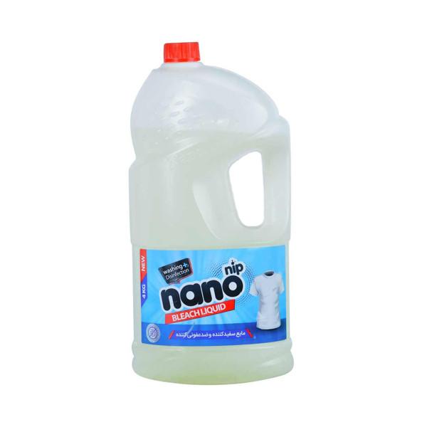 مایع سفید کننده نانونیپ - ۴۰۰۰ گرم