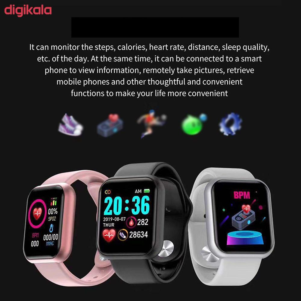 ساعت هوشمند مدل D20 main 1 6