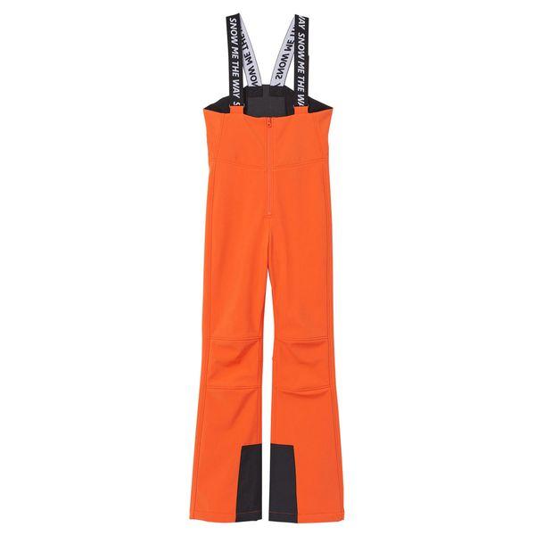 شلوار اسکی زنانه اچ اند ام مدل 0684992 رنگ نارنجی