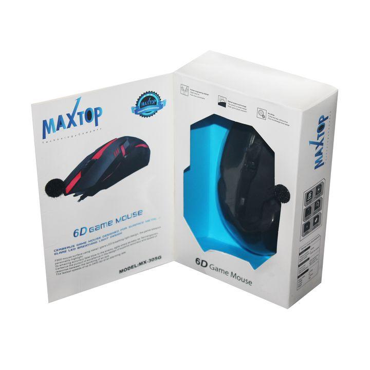 ماوس مخصوص بازی مکس تاپ مدل MX-305G thumb 2 7