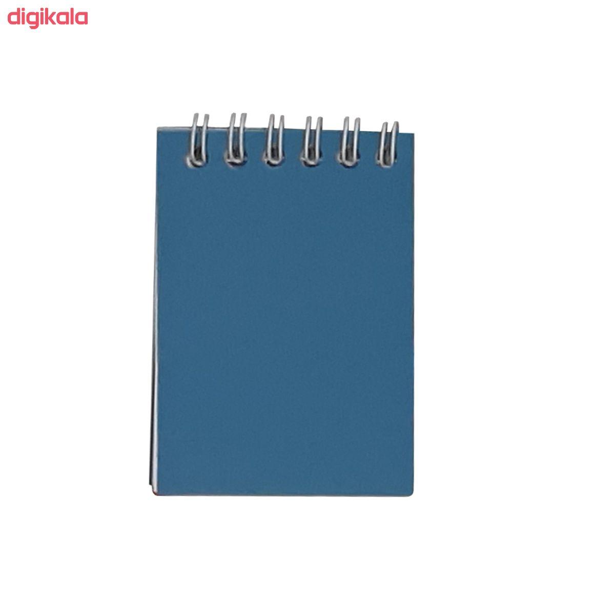 دفترچه یادداشت 60 برگ الماس مدل B-SD-T main 1 1