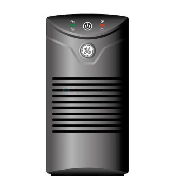 یو پی اس جنرال الکتریک مدل VCL400 با ظرفیت 400 ولت آمپر به همراه باطری داخلی