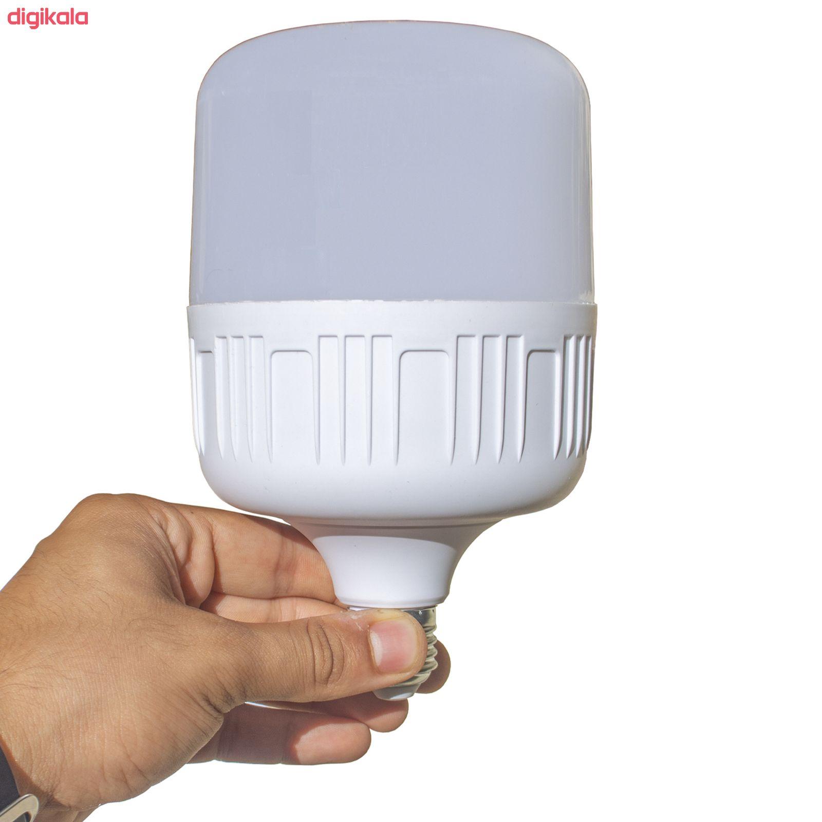 لامپ ال ای دی 50 وات مدل 1002 پایه E27 main 1 1