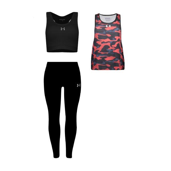 ست 3 تکه لباس ورزشی زنانه مدل 480103
