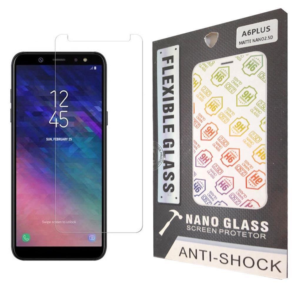 محافظ صفحه نمایش نانو مدل Luki مناسب برای گوشی موبایل سامسونگ Galaxy A6 Plus