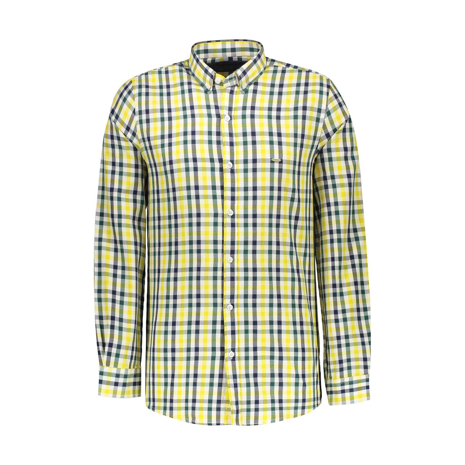 پیراهن مردانه پاتن جامه کد 99MR8691 -  - 2