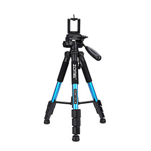 سه پایه دوربین زومی مدل Q111 کد 111