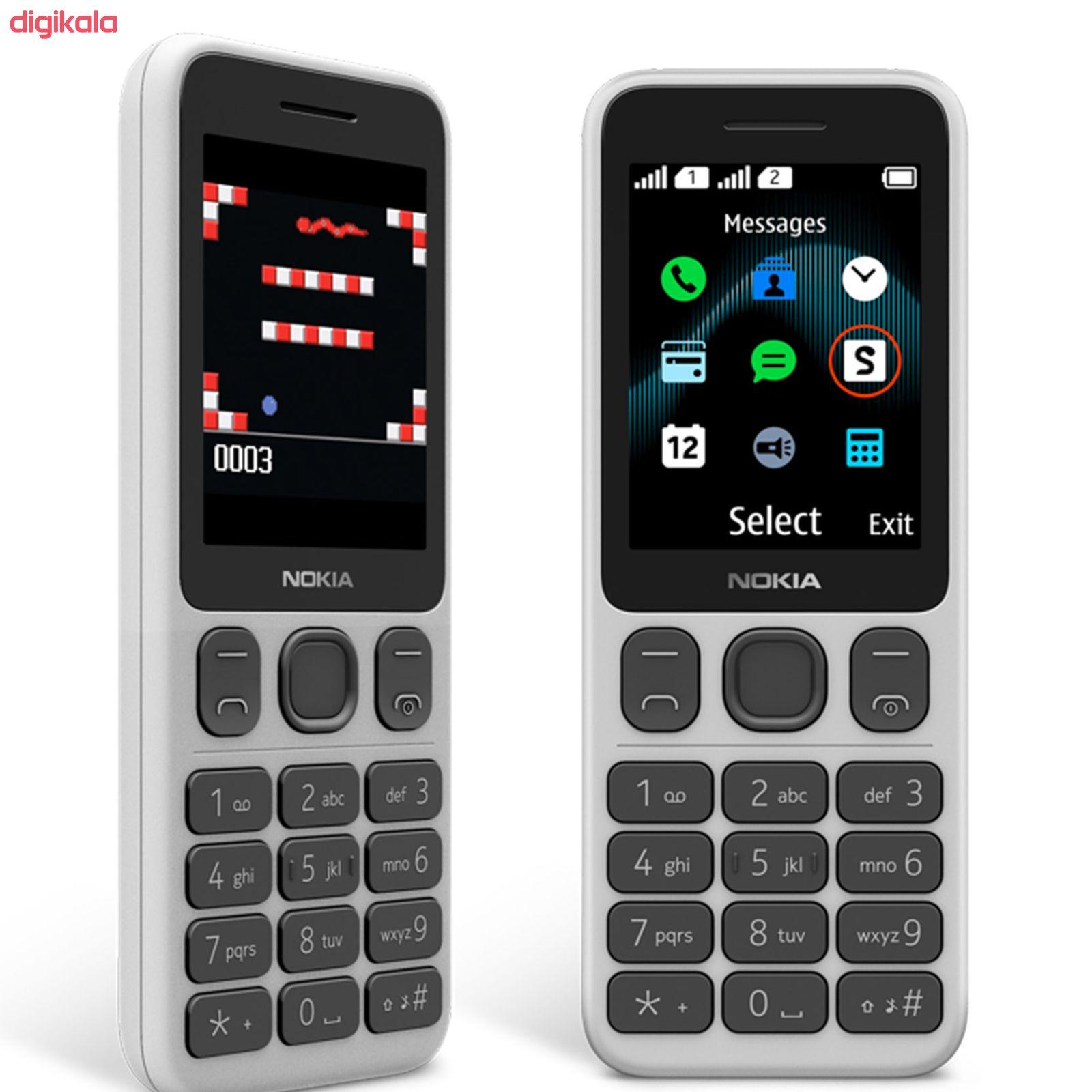 گوشی موبایل نوکیا مدل 125 TA 1253 DS دو سیم کارت main 1 5