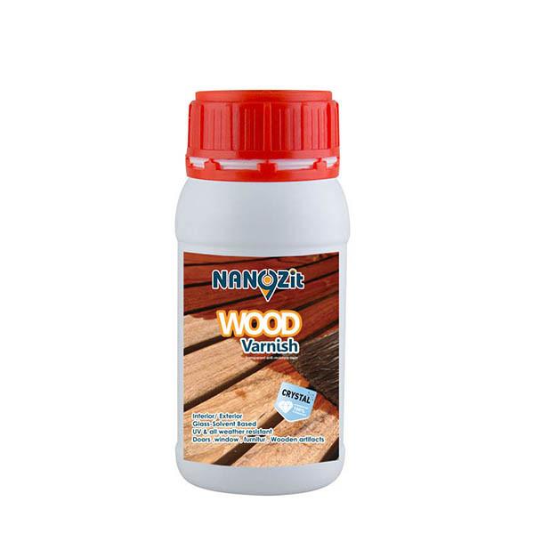 ضد آب کننده چوب نانوزیت مدل WV250 حجم 200 میلی لیتر