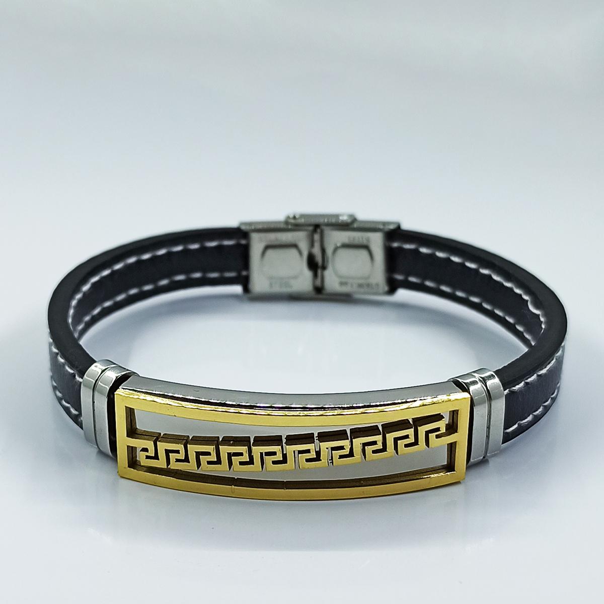 دستبند سلین کالا مدل استیل ce-As42