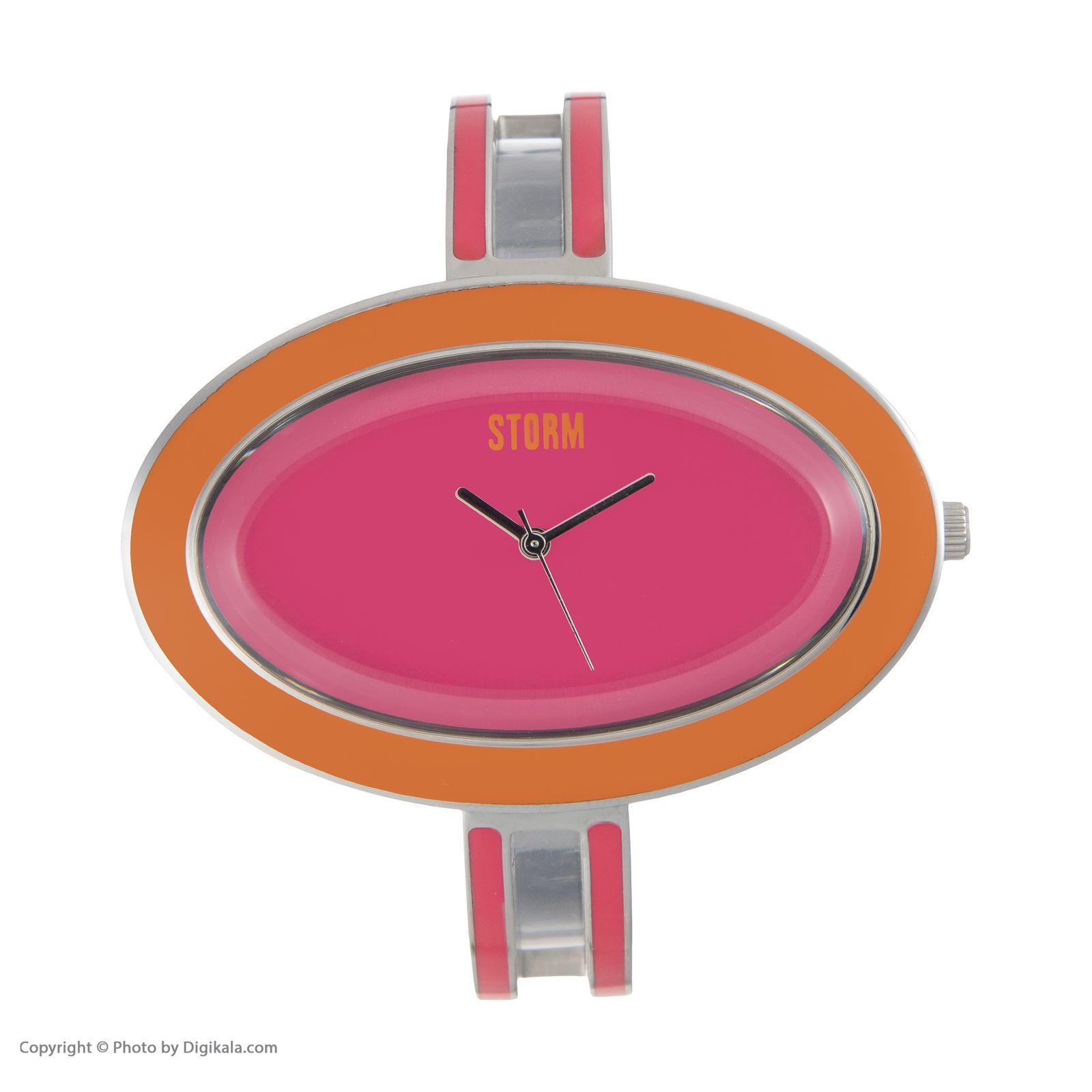 ساعت مچی عقربه ای زنانه استورم مدل ST 47123-WR -  - 3
